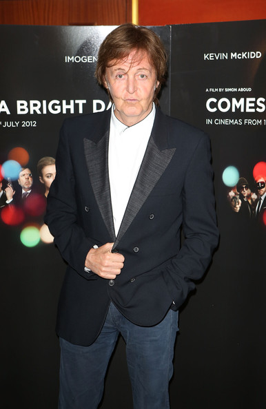 Paul McCartney - Comes A Bright Day - UK Film Premiere