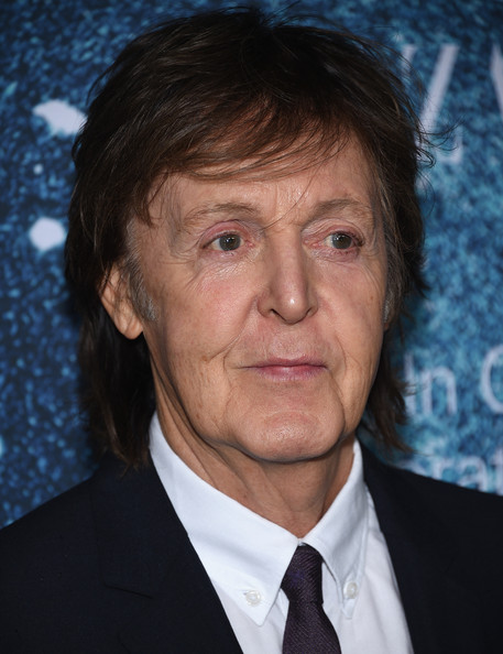 Paul McCartney - Women's Leadership Award Honoring Stella McCartney