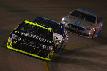 Paul Menard Monster Energy NASCAR Cup Series Federated Auto Parts 400