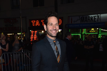 Paul Rudd World Premiere of Marvel's 'Avengers: Age Of Ultron' - Red Carpet