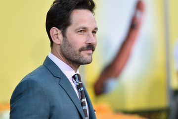Paul Rudd Premiere of Sony's 'Sausage Party' - Arrivals