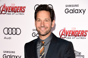 Paul Rudd Premiere Of Marvel's 'Avengers: Age Of Ultron' - Arrivals