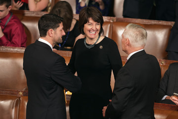 Paul Ryan Lawmakers Convene for Opening of the 114th Congress