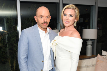 Paul Scheer June Diane Raphael June Diane Raphael Celebrates New Book 'Represent The Woman's Guide To Running For Office And Changing The World'
