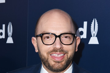 Paul Scheer 28th Annual GLAAD Media Awards in LA - Red Carpet & Cocktails