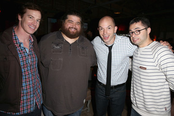 Paul Scheer Rob Huebel VIP Gaming Event At The Microsoft Lounge