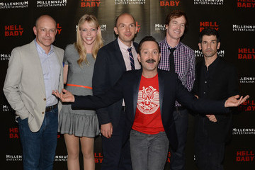 Paul Scheer Rob Huebel 'Hell Baby' Premieres in Hollywood — Part 2