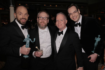 Paul Scheer Netflix Hosts the SAG After Party at the Sunset Tower Hotel