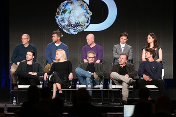 Paul Scheuring Winter TCA Tour: Day 1