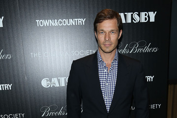 Paul Sculfor Arrivals at 'The Great Gatsby' Screening in NYC