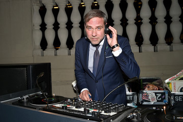 Paul Sevigny The Cartier Fifth Avenue Grand Reopening Event