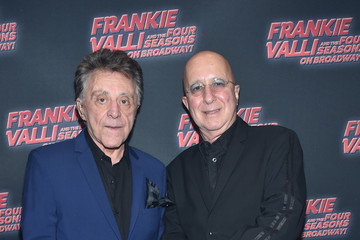 Paul Shaffer 'Frankie Valli and the Four Seasons' Broadway Opening Night