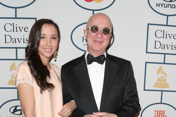 Paul Shaffer Victoria Lily Shaffer The 56th Annual GRAMMY Awards - Pre-GRAMMY Gala And Salute To Industry Icons Honoring  Lucian Grainge - Arrivals