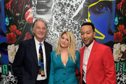 John Legend Meghan Trainor Photos Photo