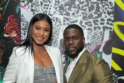 Eniko Hart and Kevin Hart attend the Paul Smith Honors John Legend dinner on May 14, 2019 in Los Angeles, California.