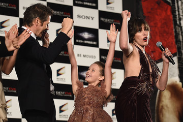 Paul W.S. Anderson 'Resident Evil: The Final Chapter' World Premiere In Tokyo