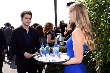 Paul Wesley FIJI Water At The 30th Annual Film Independent Spirit Awards
