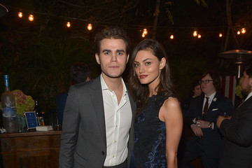 Paul Wesley Inside the GQ Men of the Year Party — Part 2