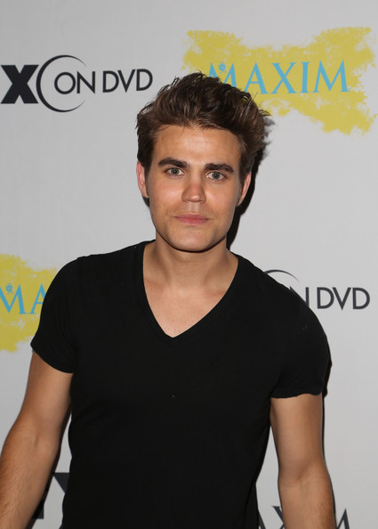 Paul Wesley Actor Paul Wesley attends the Maxim, FX and Fox Home Entertainment Comic-Con Party at Andaz on July 13, 2012 in San Diego, California.