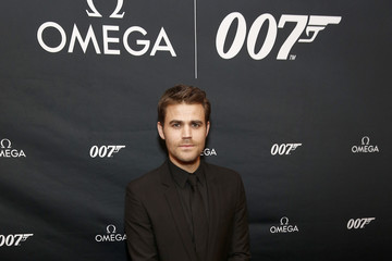 Paul Wesley Omega Bond Watch Unveiling