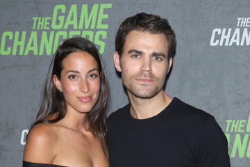Paul Wesley 'The Game Changers' New York Premiere