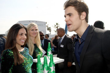 Paul Wesley Heineken At The 30th Anniversary Of Film Independent Spirit Awards
