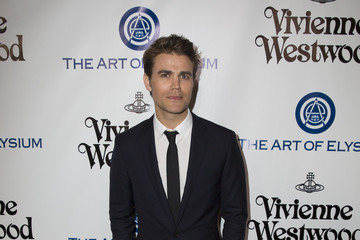 Paul Wesley The Art of Elysium Presents Vivienne Westwood & Andreas Kronthaler's 2016 HEAVEN Gala - Arrivals