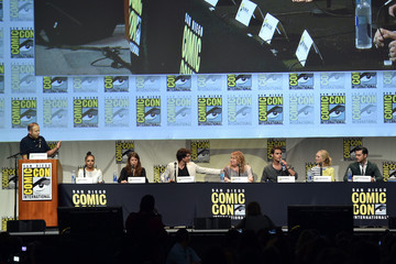 Paul Wesley 'The Vampire Diaries' Panel at Comic-Con International 2015