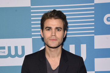 Paul Wesley The CW Network's 2015 Upfront - Red Carpet