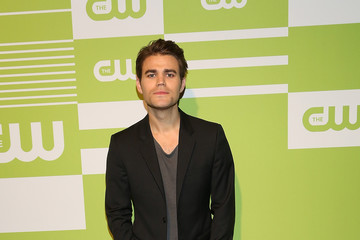 Paul Wesley The CW Network's New York 2015 Upfront Presentation