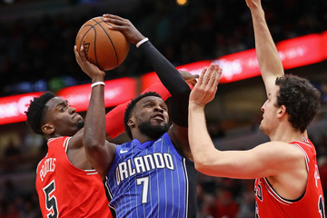 Paul Zipser Orlando Magic v Chicago Bulls