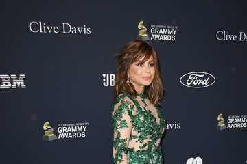 "Paula Abdul Pre-GRAMMY Gala and GRAMMY Salute to Industry Icons Honoring Sean ""Diddy"" Combs - Arrivals"