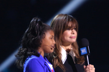 Paula Abdul WE Day California To Celebrate Young People Changing The World