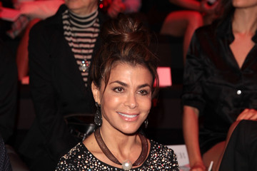 Paula Abdul Mercedes-Benz Presents Carla Zampatti - Front Row - Mercedes-Benz Fashion Week Australia 2014