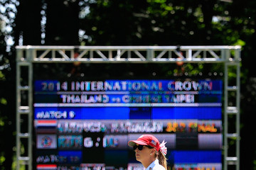 Paula Creamer International Crown: Round 2