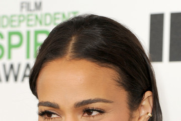 Paula Patton 2014 Film Independent Spirit Awards - Red Carpet