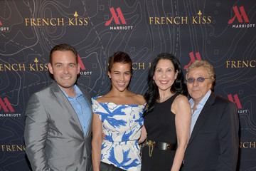 Paula Patton The Marriott Content Studio's 'French Kiss' Film Premiere