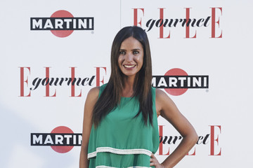 Paula Prendes Elle Gourmet Awards 2015 in Madrid
