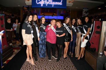 Paula Shugart Planet Hollywood Resort & Casino Welcomes Miss Universe Contestants to Las Vegas