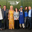 Pauley Perette Project Angel Food's 14 Millionth Meal