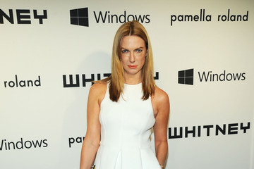 Paulina Porizkova Whitney Museum of American Art's 2012 Studio Party