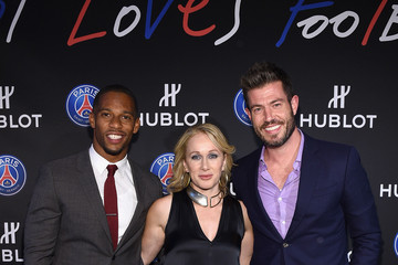 Pauline Brown Hublot Launches its Latest Timepiece With Paris Saint-Germain Team and Celebrates Partnership in New York City