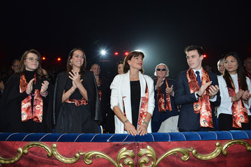 Pauline Ducruet 40th International Circus Festival: Day Two in Monaco