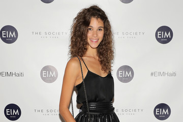 Pauline Hoarau 4th Annual Back to School Fundraiser Presented by English in Mind Institute and the Society New York Model Management - Arrivals