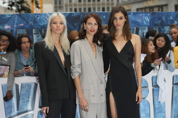 Pauline Hoarau 'Valerian And The City Of A Thousand Planets' European Premiere - Red Carpet Arrivals