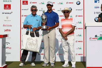 Pawan Munjal Hero Indian Open - Day Four