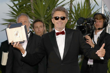 Pawel Pawlikowski Palme D'Or Winner Photocall - The 71st Annual Cannes Film Festival