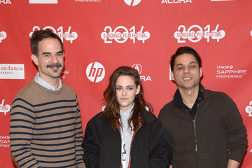 Payman Maadi Peter Sattler 'Camp X-Ray' Premieres at Sundance