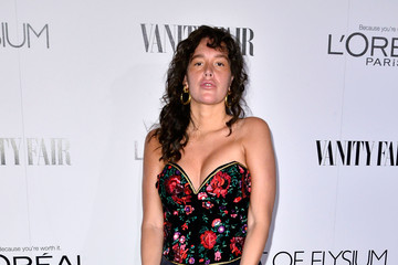 Paz de la Huerta Vanity Fair Campaign Hollywood Kicks Off With DJ Night Sponsored By L'Oreal Paris