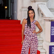 Pearl Mackie Film4 Summer Screen Opening Gala: 'Pain And Glory' UK Premiere - Red Carpet Arrivals